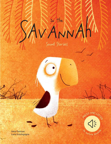 Sound Book - Into the Savannah