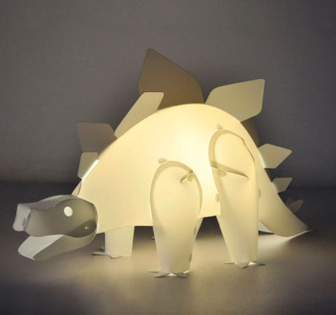 Stegosaurus LED lamp - The Little Interior