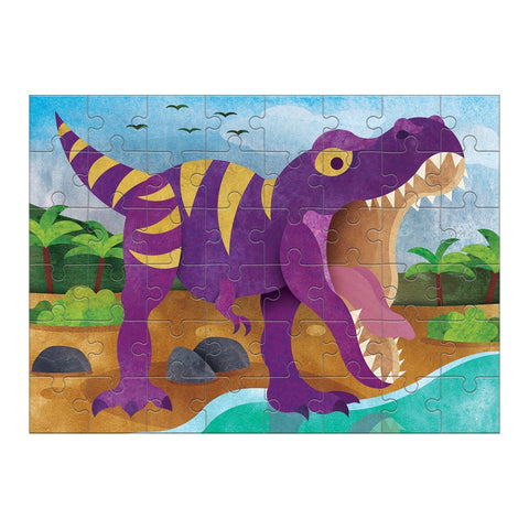 Mudpuppy Mini Puzzle - Tyrannosaurus Rex - The Little Interior