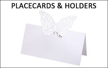 Placecards & Holders