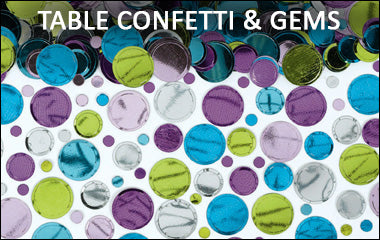 Table Confetti & Gems