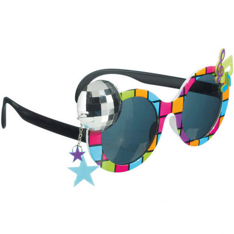 Disco 70s Fun Glasses