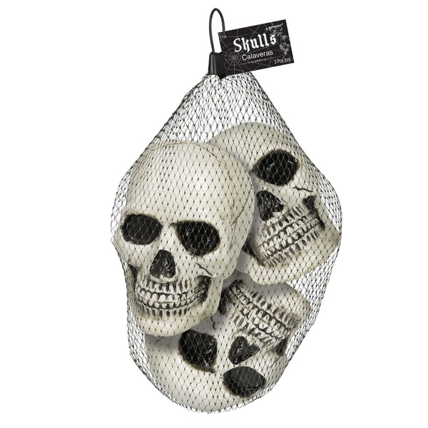 Halloween Skull Decorations