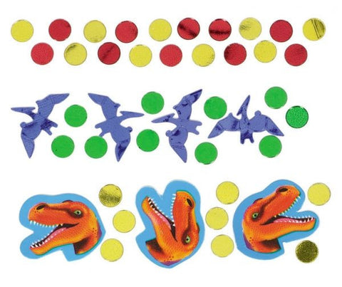 Prehistoric Party Paper & Foil Confetti Pack