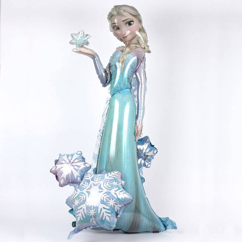 Frozen Elsa Airwalker Foil Balloon