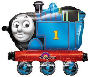 Thomas the Tank Engine Airwalker Foil Balloon
