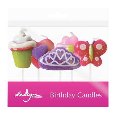Sweet & Sassy Birthday Candles