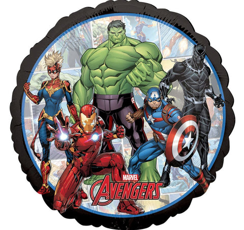 Avengers Powers Unite Foil Balloon