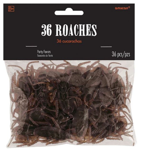 Halloween Cockroachies, 36CT
