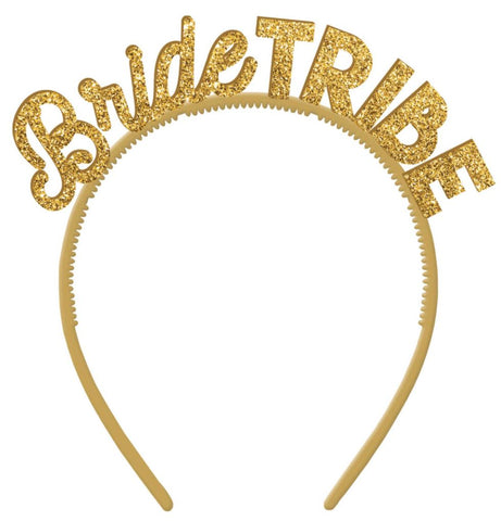 Bride Tribe Headbands