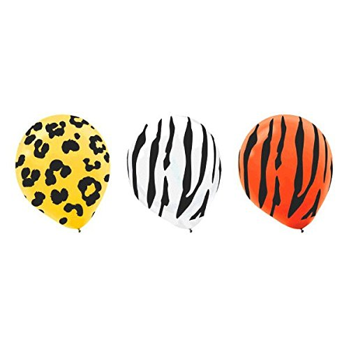 Animal Assorted Latex Balloons, 1 Pc