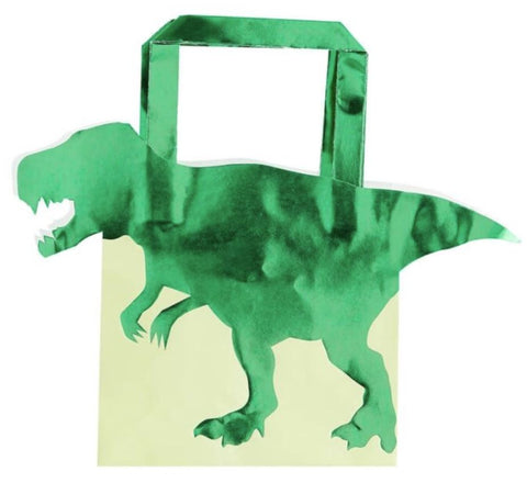 Dinosaur Roarsome Party Bags, 5ct