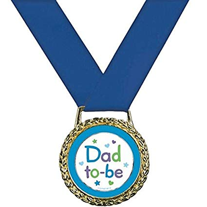Dad to be Award Badge