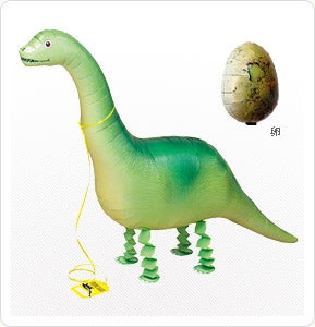 Airwalker Dinosaur Supersaurus Foil Balloon