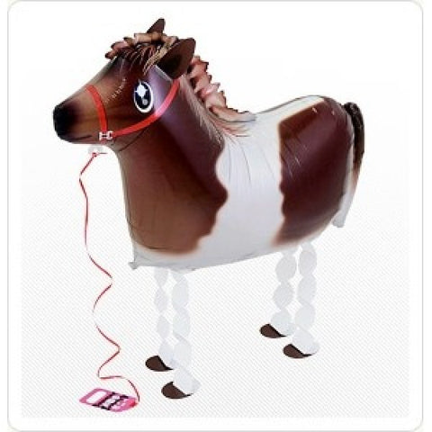 Airwalker Pony Foil Balloon
