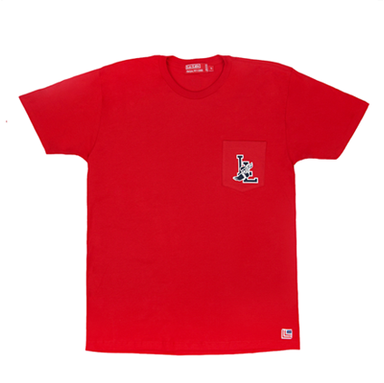 (WEB ONLY) LO LIFE POCKET TEE