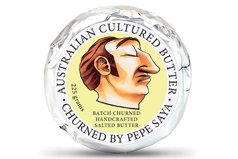 Salted Butter 225g by PepeSaya - ONLY for Sydney Home Delivery