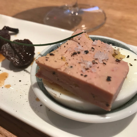 Foie Gras Semi Cooked 250g - ONLY available at Sydney Orange Grove Market & upcoming Events