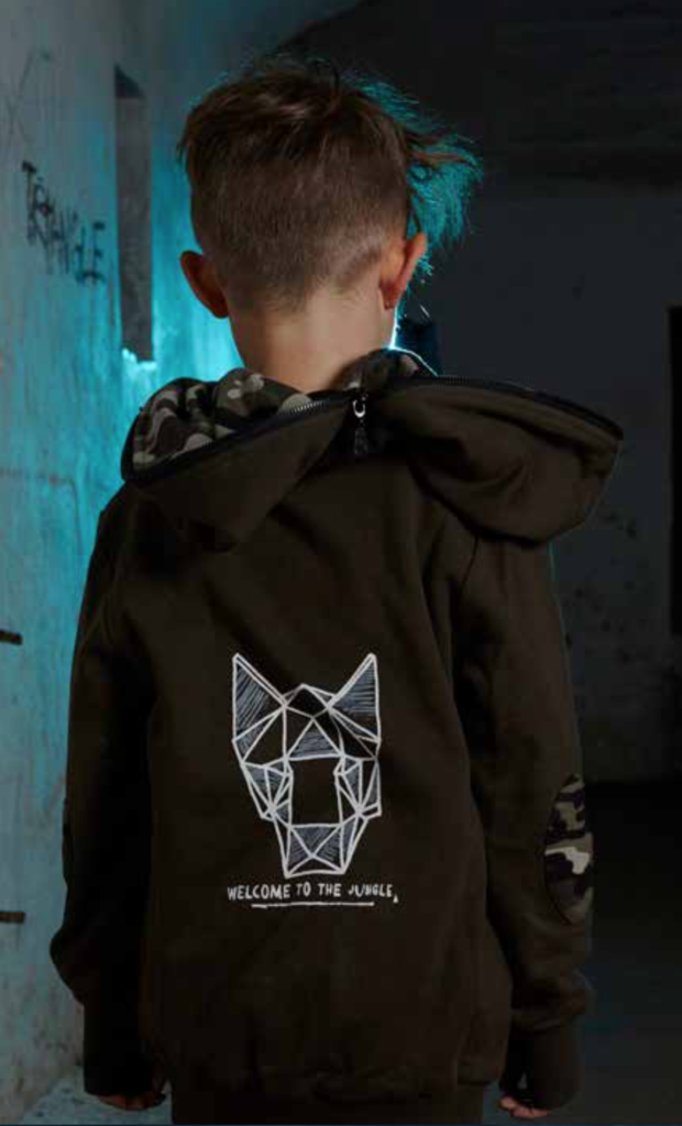 Triangle Beast Mode Hood Military