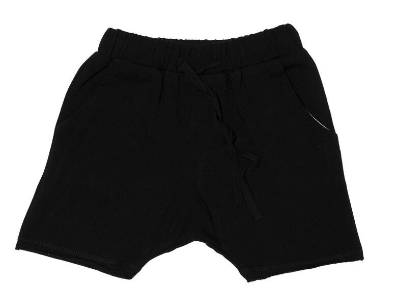 Band of Boys The Bones Black Relaxed Shorts