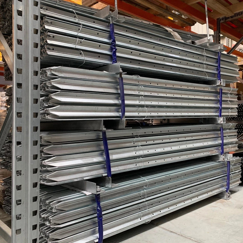 1200mm Star Pickets (Galvanised) - Heavy Duty - (10pk or Slings)