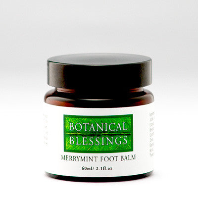 MERRYMINT FOOT BALM
