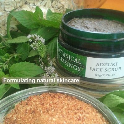 Formulating Natural Skincare