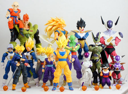 The Complete Guide in Spotting Lit DBZ Action Figure in 2019