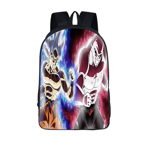 Dragon Ball Super Battle Goku vs Jiren Trendy School Back Pack