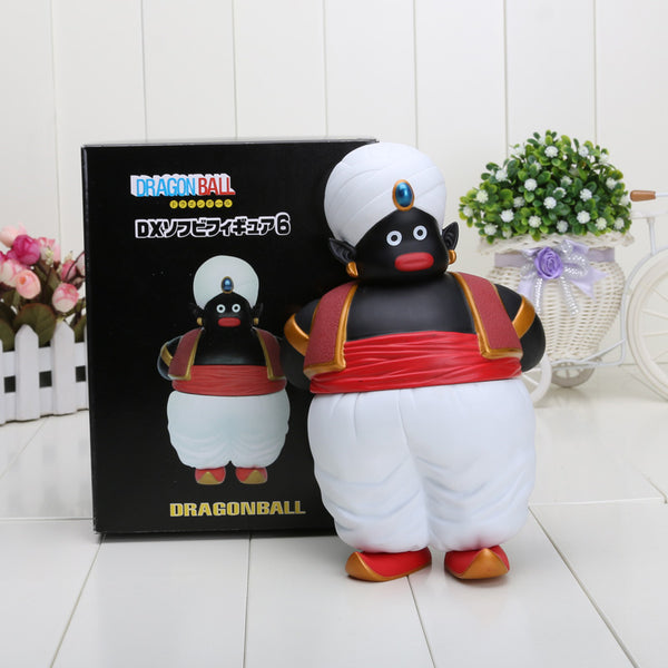 DBZ Assistant Deity Mr. Popo Black PVC Action Figure 22cm