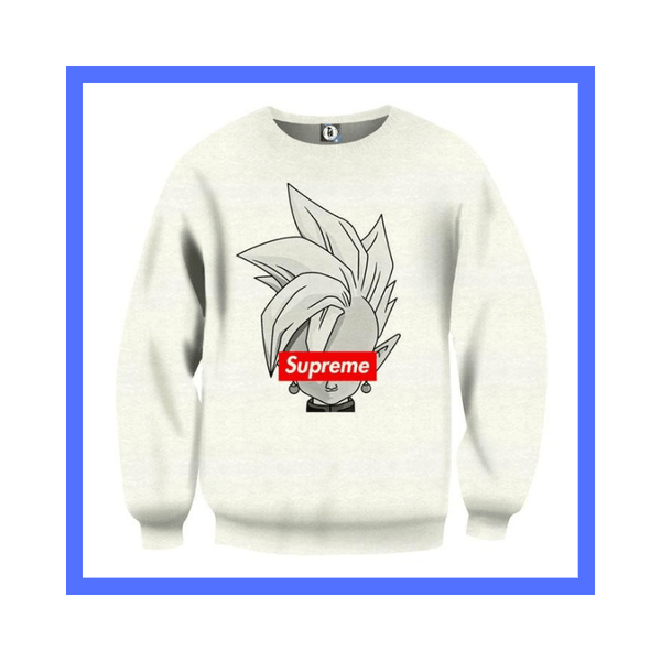 Dragon Ball Z Crewneck Sweatshirts