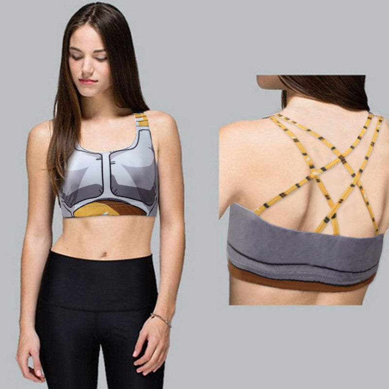 334715bcb2ed17 Note  These sports bras are printed and depending on your screen RGB  setting – colors may vary