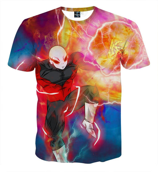 Dragon Ball Super Jiren The Gray Impressive Skill T-shirt