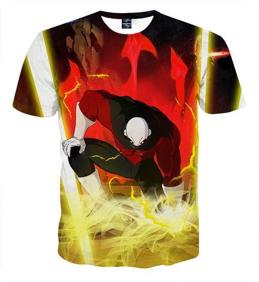 Dragon Ball Super Jiren The Gray Powerful Full Print T-Shirt