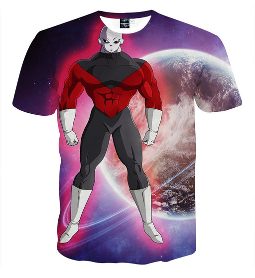 Dragon Ball Super Jiren The Pride Of Universe 11 3D T-shirt