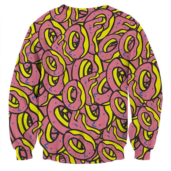 Modern Art Supreme Villain Perfect Cell Trendy Sweatshirt
