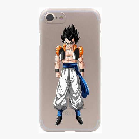 Dragon Ball Gogeta Fusion Super Saiyan PC iPhone 4 5 6 7 s Plus Case
