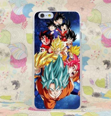 Dragon Ball Super Dbz Iphone Cases Covers Collection Saiyan Stuff