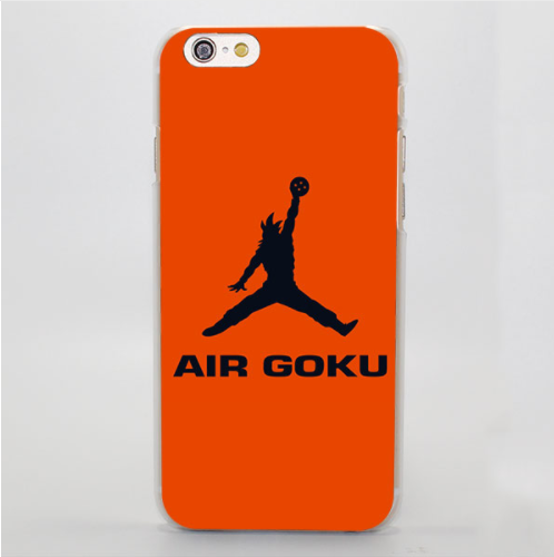 Air Goku Michael Jordan 23 Basketball Legend iPhone 5 6 7 Plus Case