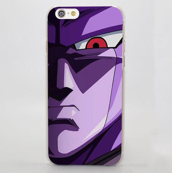 DBZ Assassin Villain Hit Full Portrait Dope Design iPhone 4 5 6 7 Plus Case