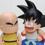 DBZ Cute Teen Kid Goku Krillin Collection 1 set 2 pieces Anime PVC Figure Toys - Saiyan Stuff - 5