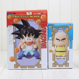 DBZ Cute Teen Kid Goku Krillin Collection 1 set 2 pieces Anime PVC Figure Toys - Saiyan Stuff - 8
