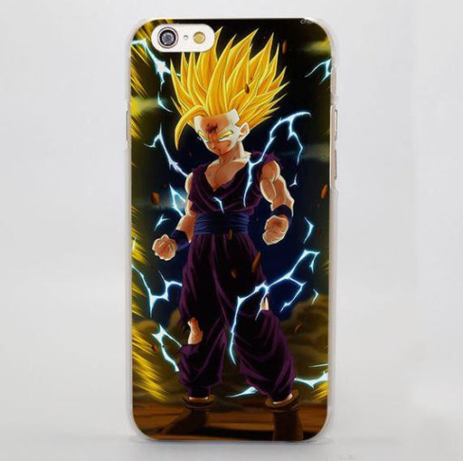DBZ Gohan Kid Super Saiyan SSJ2 Dope  iPhone 4 5 6 7 Plus Case
