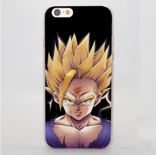 DBZ Gohan Super Saiyan SSJ Martial Arts Tournament iPhone 4 5 6 7 Plus Case