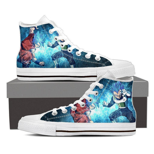 sprawdzić aliexpress niskie ceny Dragon Ball Super DBZ Custom Converse Shoes & Sneakers ...