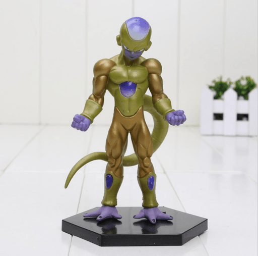 DBZ Golden Frieza Last Evolution Ultimate Resurrection F PVC Action Figure 13cm - Saiyan Stuff - 1