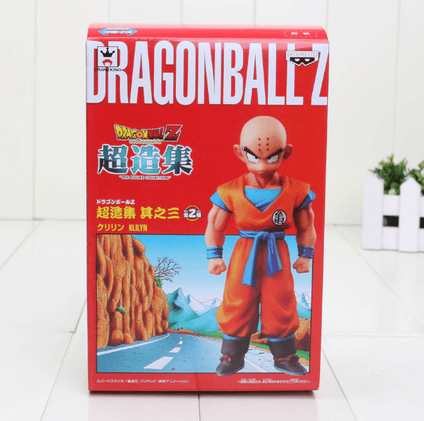 DBZ Super Krillin Kulilin Pernicious Ready To Fight PVC Figure Toy 11cm - Saiyan Stuff - 5