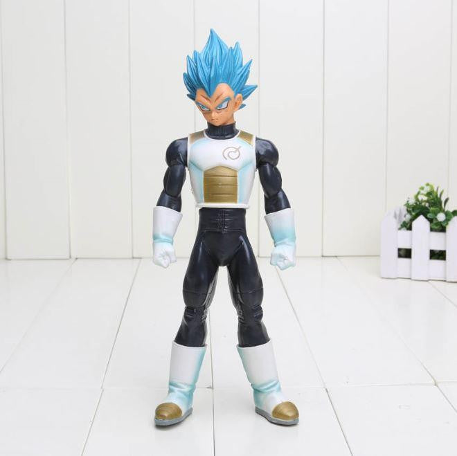 DBZ Super Saiyan God Vegeta Whis Symbol Resurrection F Action Figure - Saiyan Stuff - 1
