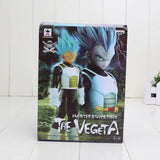 DBZ Super Saiyan God Vegeta Whis Symbol Resurrection F Action Figure