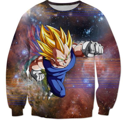 743e1675b340 Dragon Ball Super DBZ Sweaters   Crewneck Sweatshirts — Page 2 ...